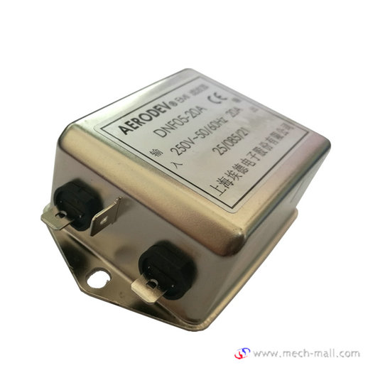 DNF05-20A SINGLE PHASE EMI FILTER