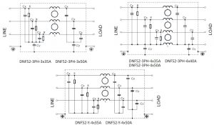 DNF52 ELECTRICAL SCHEMATIC