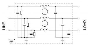 DNF55 Electrical Schematic