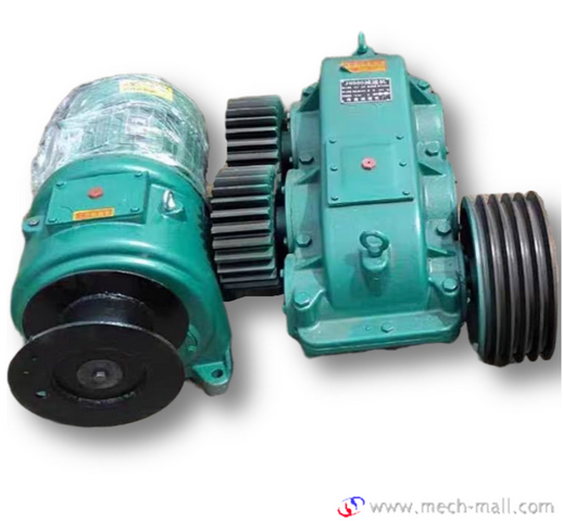 JS500 REDUCER AND HOIST GEARBOX_